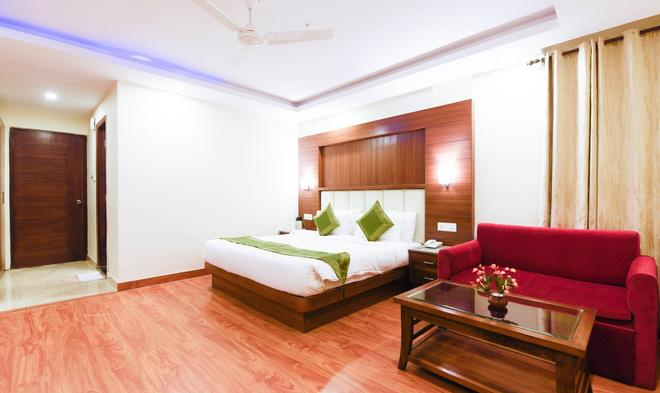 Hotel Nand Residency - Mussoorie - Camera da letto