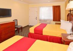 Americas Best Value Inn & Suites San Bernardino - San Bernardino - Phòng ngủ