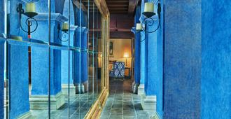 Palacio del Inka, a Luxury Collection Hotel - Cuzco - Resepsjon