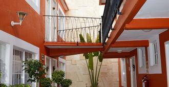 Hotel Camba - Oaxaca - Outdoor view