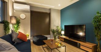 Cross Up - Osaka - Living room