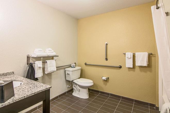 Sleep Inn Rochester - Rochester - Phòng tắm