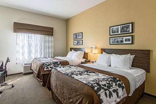 Sleep Inn - Rochester - Schlafzimmer