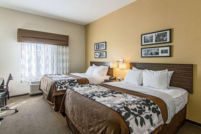Sleep Inn Rochester - Rochester - Phòng ngủ