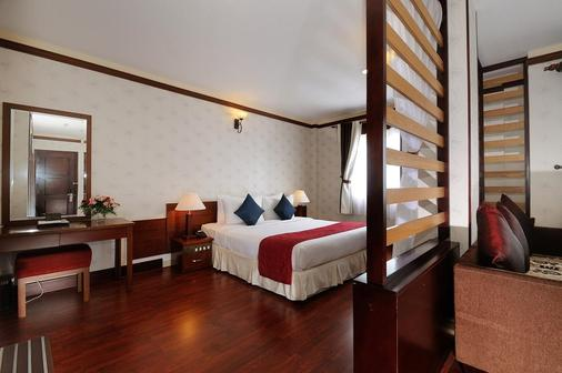 Asian Ruby Luxury Hotel - Ho Chi Minh Stadt - Schlafzimmer