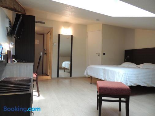 大洋洲馬斯葛老港酒店 - 馬賽 - 馬賽 - 臥室