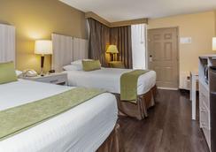 貝斯特韋斯特戰場酒店 - 馬納沙斯 - 馬納薩斯 - 臥室