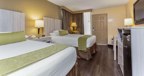 Best Western Battlefield Inn - Manassas - Schlafzimmer