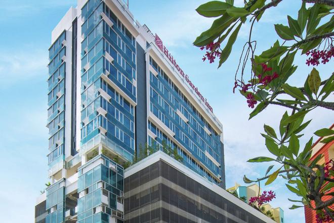 Hilton Garden Inn Singapore Serangoon - Сингапур - Здание