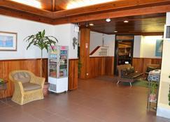 West Plaza Hotel by the Sea - Koror - Lobby