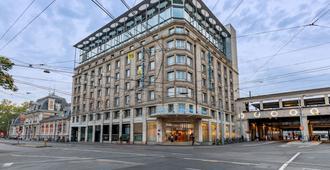 Hotel Cornavin - Genebra - Edifício