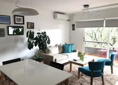Marín Apartments - Puerto Iguazú - Salon