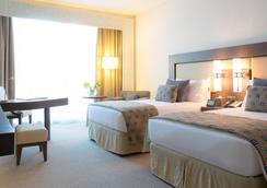 富查伊拉千禧大酒店 - 艾福加拉 - 富查伊拉 - 臥室