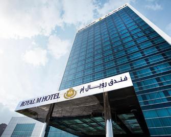 Royal M Hotel - Fudschaira - Gebäude