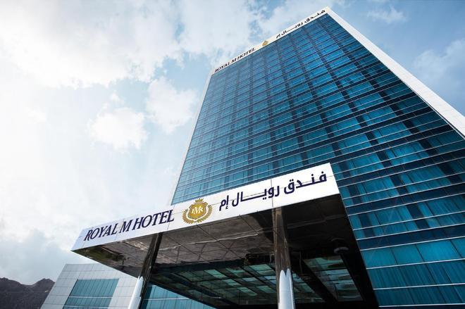 Royal M Hotel - Fujairah - Rakennus