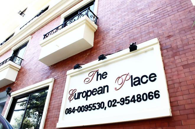 The European Place - Μπανγκόκ - Κτίριο