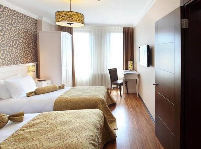 Taksim Pera Orient Hotel - Istanbul - Bedroom