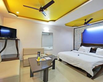 Hotel Ashoka Mount Abu - Mount Abu - Ložnice