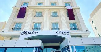 Strato Hotel By Warwick - Доха - Здание