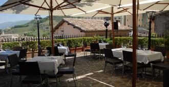 潘奇奧勒飯店 - 斯波萊托 - 餐廳
