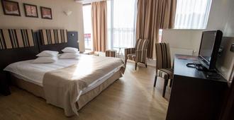 Parliament Hotel - בוקרשט - חדר שינה