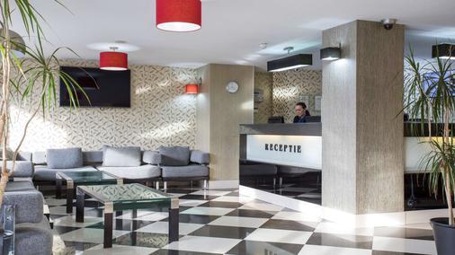 Parliament Hotel - Bucharest - Lễ tân