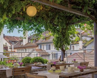 Boutique Hotel Wellenberg - Zurich - Building
