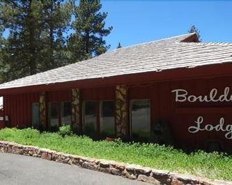 Boulder Lodge - June Lake