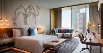 Renaissance Downtown Hotel, Dubai - Dubai - Bedroom