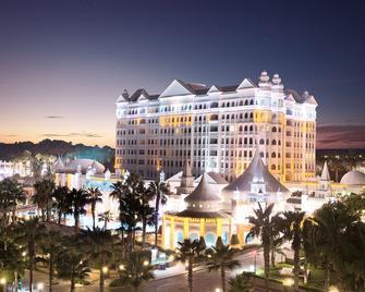 Kamelya Fulya Hotel - Side - Building