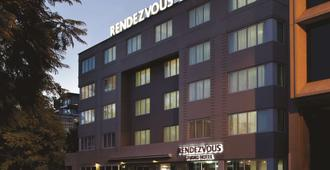 Rendezvous Hotel Perth Central - Perth - Edificio