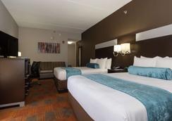 Best Western Plus Pineville-Charlotte South - Pineville - Schlafzimmer