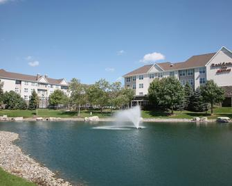 Residence Inn by Marriott Des Moines West at Jordan Creek Town Center - West Des Moines - Building
