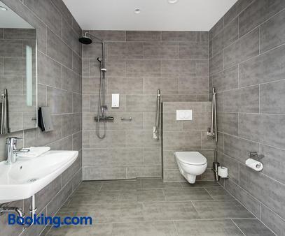Fosshotel Vatnajokull - Hofn - Bathroom