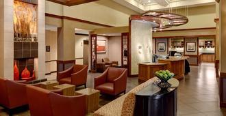 Hyatt Place Indianapolis Airport - אינדיאנאפוליס - לובי