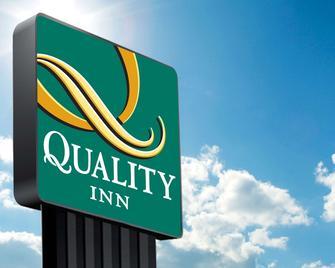 Quality Inn - Monteagle - Gebäude