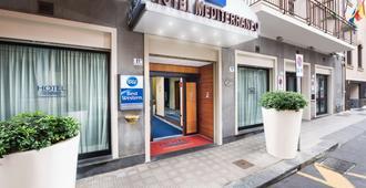 貝斯特韋斯特地中海酒店 - 卡塔尼亞 - 卡塔尼亞 - 建築