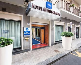Best Western Hotel Mediterraneo - Катания - Здание