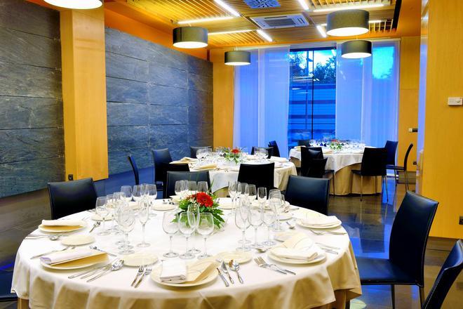 NH Madrid Las Tablas - Madri - Salão de banquetes