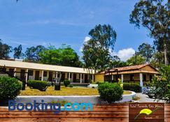 Hotel Fazenda Ceu Aberto - Gravatá - Edificio