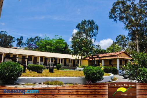 Hotel Fazenda Ceu Aberto - Gravatá - Building