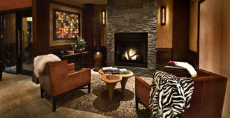 Executive Inn Whistler - Whistler - Oleskelutila