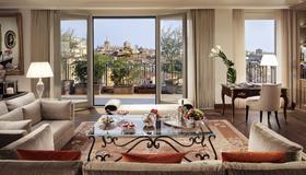 Palazzo Parigi Hotel & Grand Spa Milan - Milaan - Huiskamer