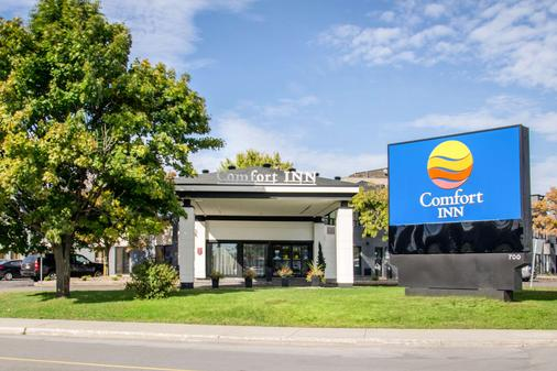 Comfort Inn Montreal Aeroport - Pointe-Claire - Building