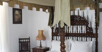 Casa de S. Thiago do Castelo - Óbidos - Bedroom
