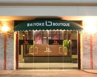 Baiyoke Boutique - Bangkok - Budynek