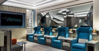 Hotel Versey Days Inn by Wyndham Chicago - שיקאגו - טרקלין