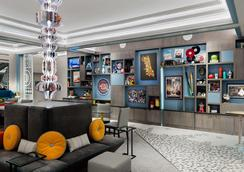 Hotel Versey Days Inn by Wyndham Chicago - Chicago - Lobby