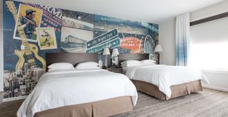 Hotel Versey Days Inn by Wyndham Chicago - Chicago - Habitación