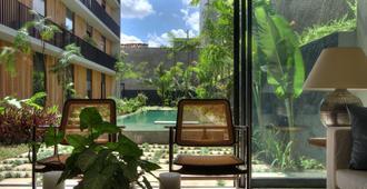 Hotel Villa Amazonia - Manaos - Piscina
